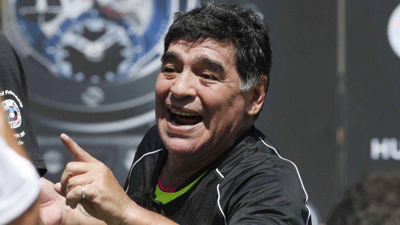 El regreso de Diego al país no pasó por alto y promete más polémicas.