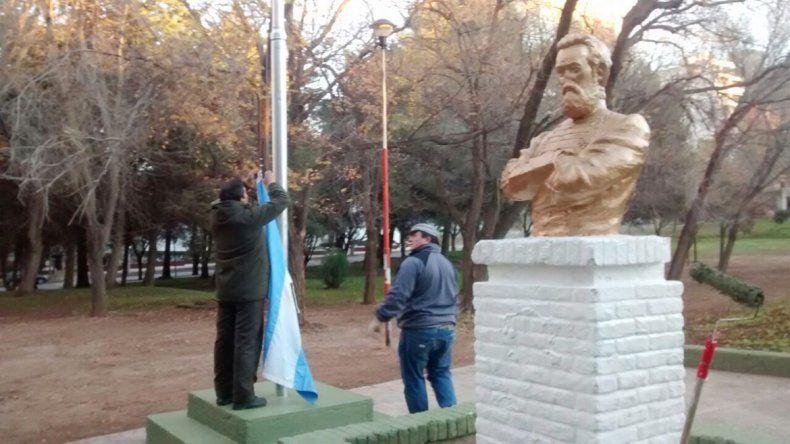 Gendarmería le rindió homenaje al general Martín Miguel de Güemes