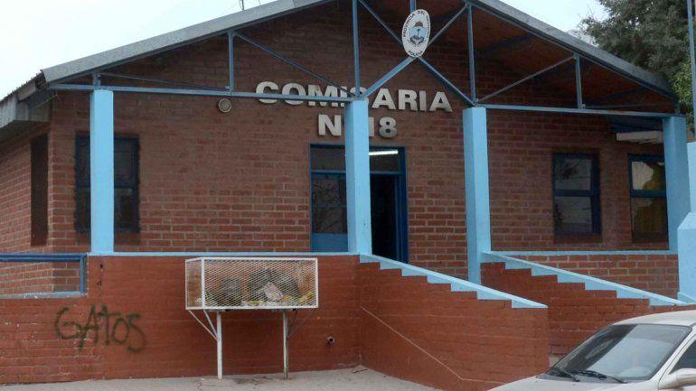 La Comisaría 18° estuvo a cargo del procedimiento.