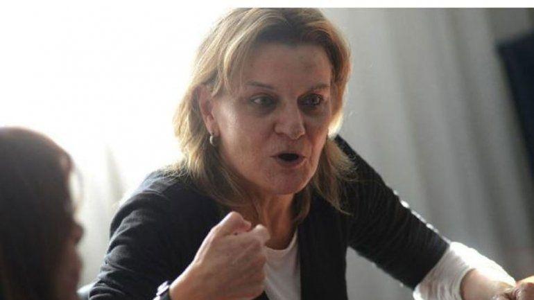 La especialista Mónica Cerutti se encuentra disertando en la región.