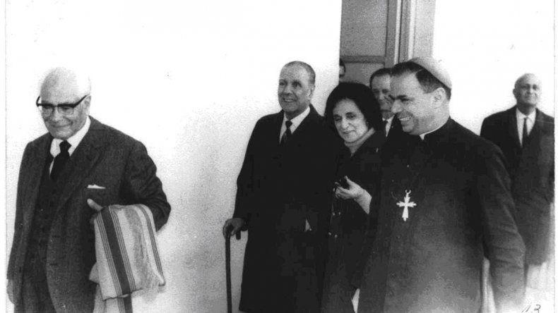 Jorge Luis Borges en Neuquén
