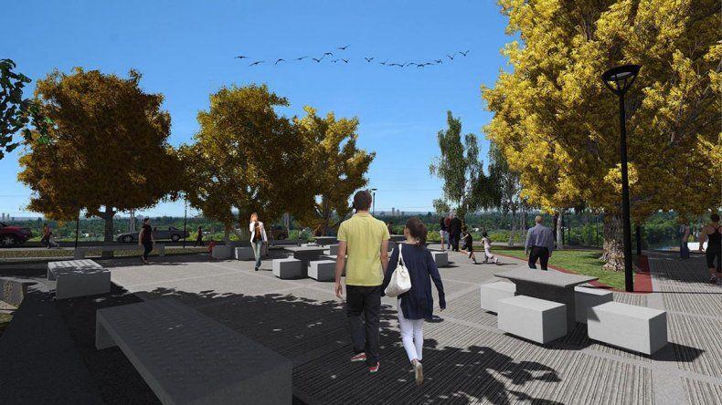 Habrá cuatro nuevos paseos costeros para el próximo verano