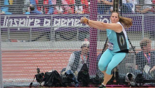 Dahlgren ganó otro oro y llegará con confianza a los Juegos