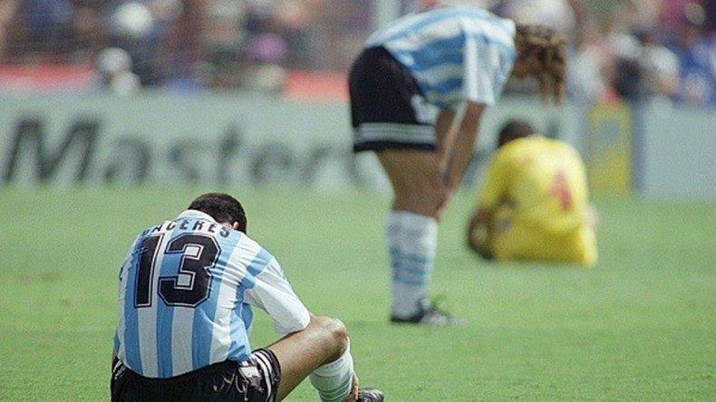 La eliminación del Mundial de Estados Unidos ante Rumania fue el principio de la sequía.