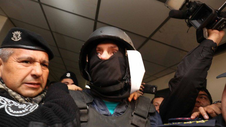 Pérez Corradi se negó a ser extraditado: Aseguró que no confía de la Justicia argentina
