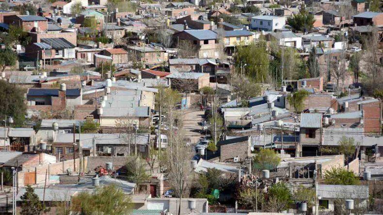Anunciaron obras para el barrio Villa Ceferino