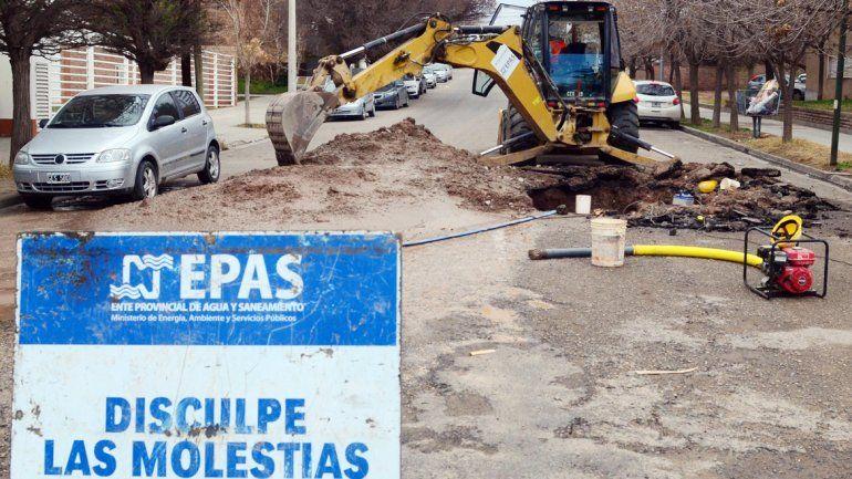 Quiroga le pedirá a Gutiérrez que el EPAS se haga cargo del tema.
