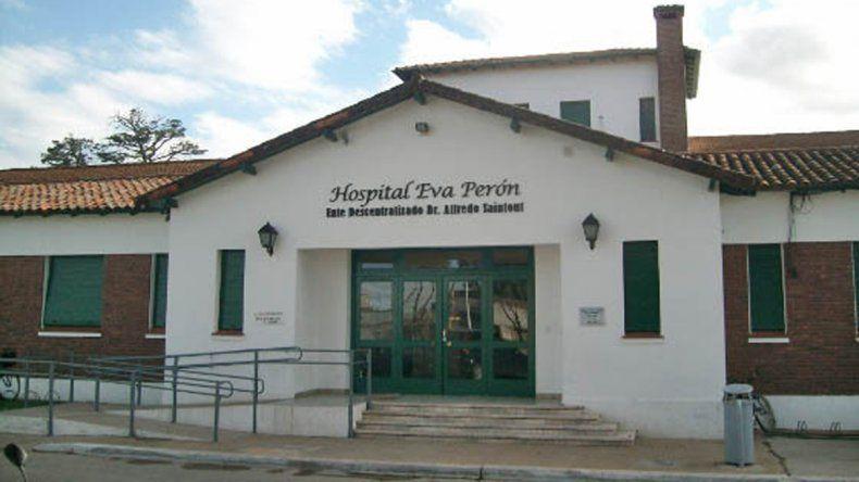 Hospital Eva Perón de Benito Juárez.
