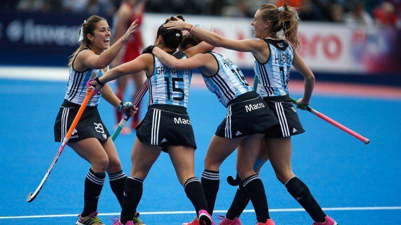 Las Leonas le ganaron 4-2 a Nueva Zelanda y se acercan a la final