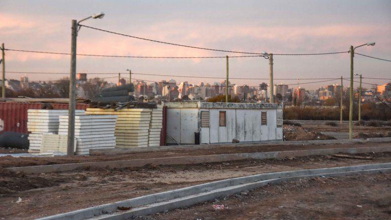Los terrenos son una de las pocas opciones que tiene la ciudad para seguir creciendo.