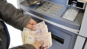 Los cajeros del BPN volverán a recibir la demanda de cada inicio de mes.