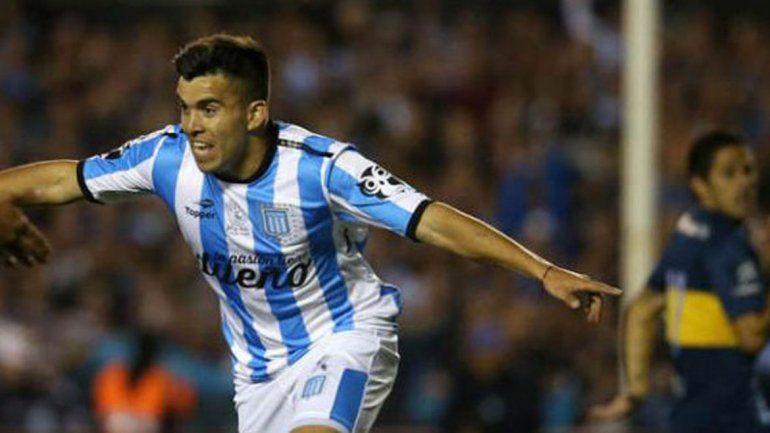 El volante zapalino le metió un gol a Boca en el Cilindro.