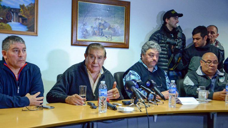 Pereyra: Quedan muchos puntos sin resolver además de la negociación salarial