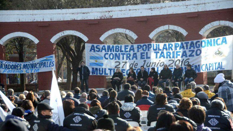Una multisectorial sigue rechazando el tarifazo y propone un precio diferencial en la Patagonia.