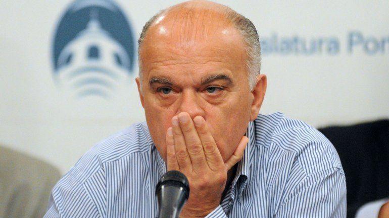 Néstor Grindetti fue secretario de Hacienda de Macri en Buenos Aires.