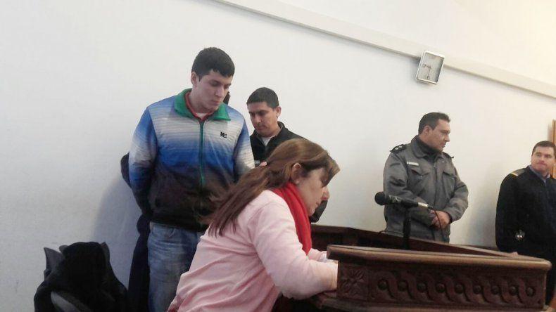 Nicolás Ilabaca Veloso está preso desde el mismo día del crimen.