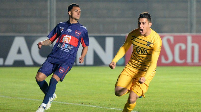 Pavón fue el punto más alto del equipo de Guillermo Barros Schelotto.