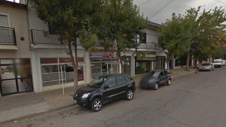 Asaltaron una prestamista en Belgrano 280 de la ciudad de Plottier.