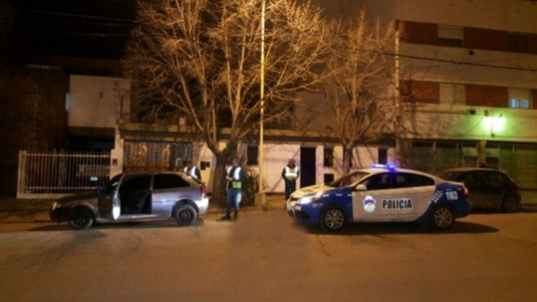 Atraparon a tres robarruedas en plena faena en la zona del Alto de la ciudad