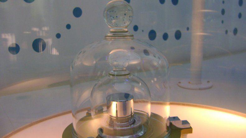 El Proyecto Avogadro dio lugar a la creación de una esfera de silicio.
