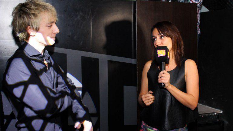 Radio Teen 102.5 tuvo su fiesta con los oyentes en Johnny B. Good
