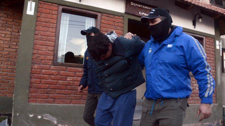 Detuvieron en Senillosa a un hombre prófugo buscado por un crimen en Allen