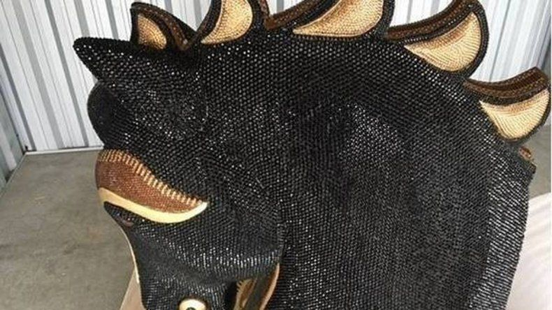 El caballo de Troya fue descubierto por la Policía de Nueva Zelanda.