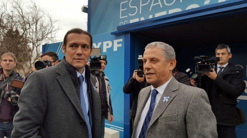 Pelea por la basura: Pechi invitó a Gutiérrez a conocer la planta