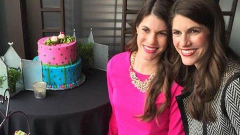 Sarah Mariuz y Leah Rodgers tienen motivos para seguir compartiendo.