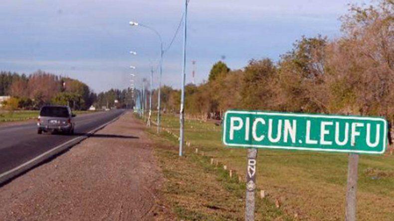 El crimen ocurrió a dos kilómetros del casco urbano de Picún Leufú.