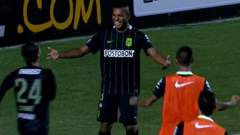 Atlético Nacional venció a San Pablo en Brasil y quedó a un paso de la final