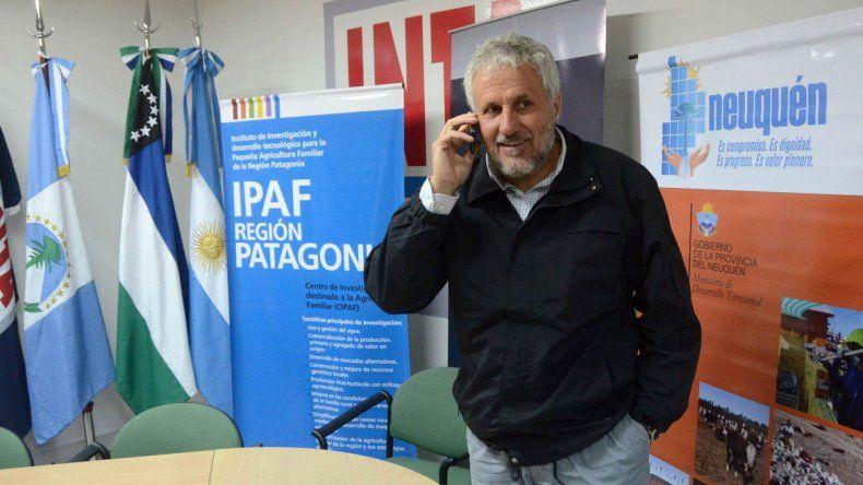 El intendente Peressini no puede hacer obras y pide discutir fondos.