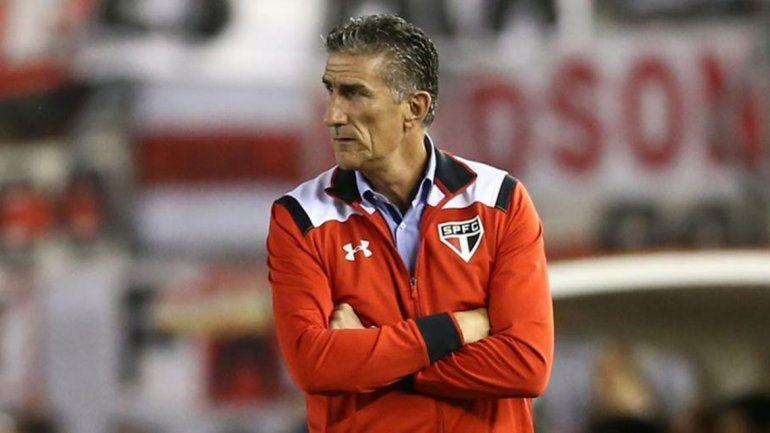 Bauza: Tengo muchas ganas de dirigir la Selección