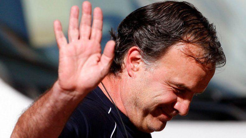 Bielsa canceló el contrato con la Lazio a una semana de haber asumido