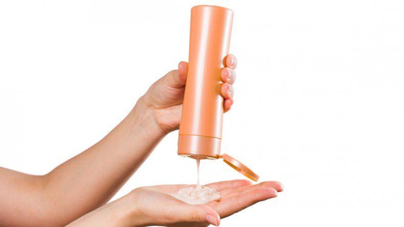Extraer el champú del envase ahora será sencillo y mucho más práctico.