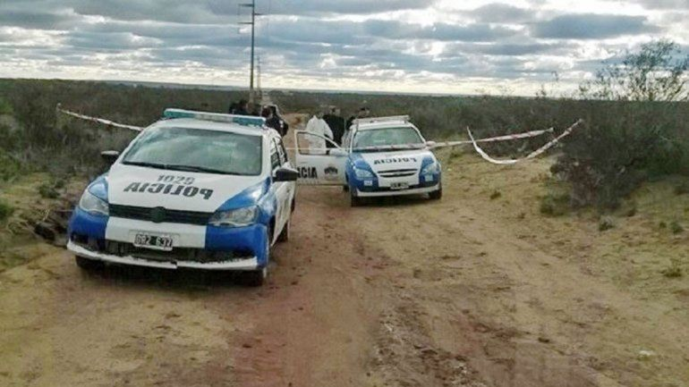 El cadáver de Miguel Ángel Ferrada fue encontrado por la Policía la tarde del día del crimen