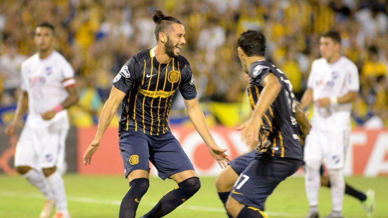 El delantero canalla puede ser un nuevo refuerzo para el Millonario.