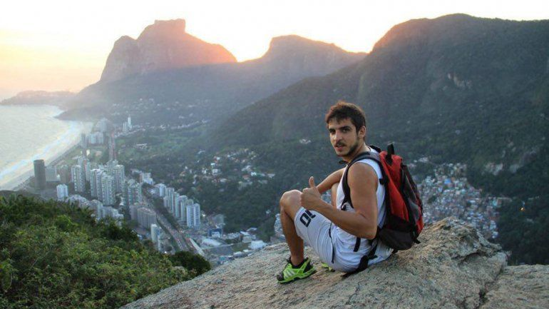 Mis primeras horas en Río de Janeiro: el neuquino Joaquín López presenta su columna en LMNeuquén
