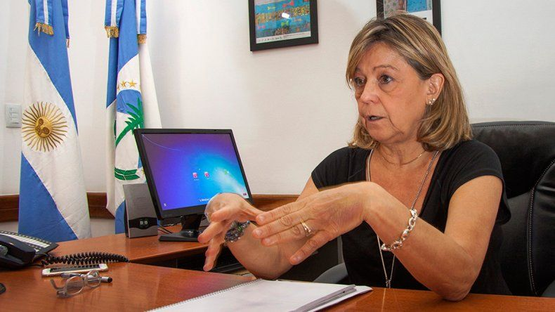 Cristina Storioni.