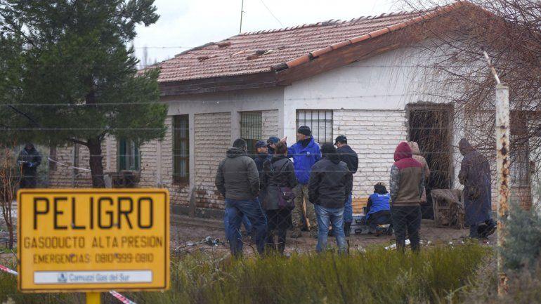 La Policía realizó pericias e investigaciones para resolver el caso.