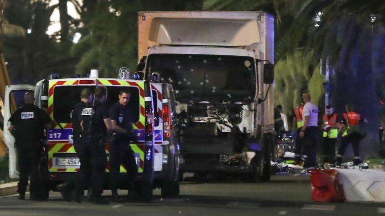 Las autoridades confirmaron que se trató de un atentado. Ocurrió en Niza