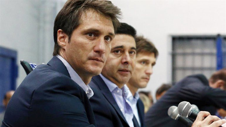 Guillermo y Angelici se reunieron para definir lo que se viene en la Ribera tras la dura eliminación de la Copa.