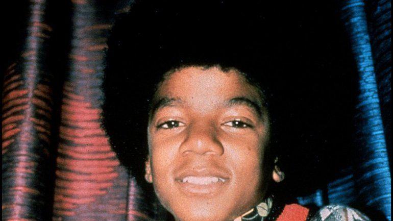 Michael de joven