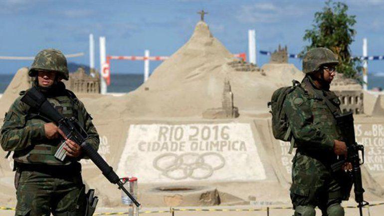 A días de los JJ.OO, detienen a un grupo terrorista en Río