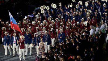 Rusia podrá tener su equipo olímpico en Río de Janeiro
