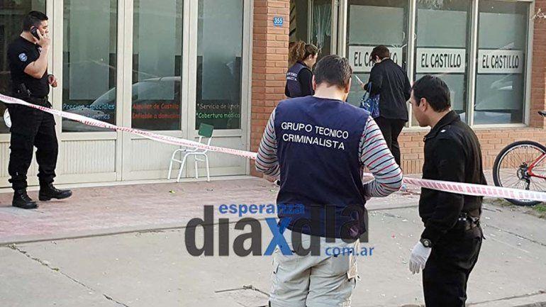 La tragedia ocurrió en el pelotero El Castillo de Esperanza