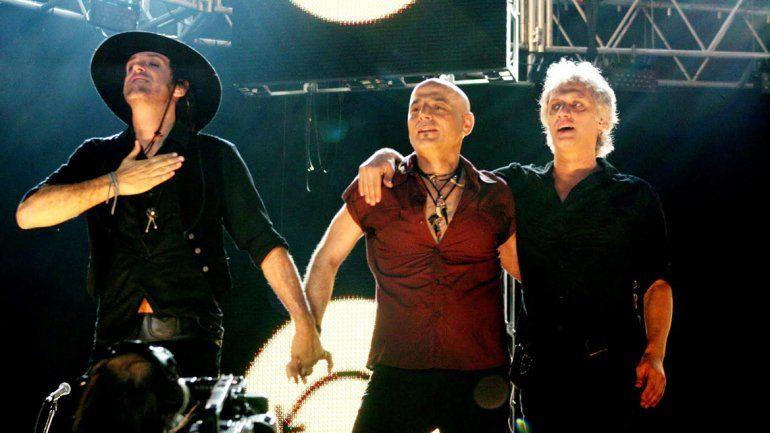 Los músicos se sienten los guardianes de la herencia de Soda.