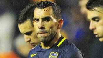La frustración del Apache tras la eliminación de la Copa. Ahora suena para reemplazar a Higuaín en el Napoli. ¿Se queda?