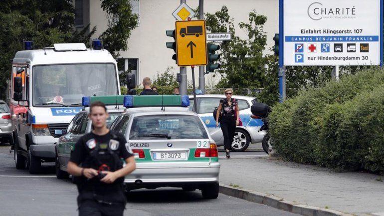 Fue un drama y también un susto: temieron que fuera un atentado.