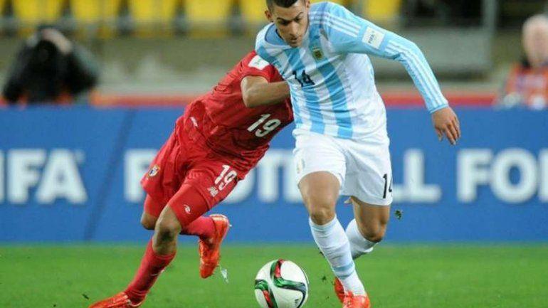 El juvenil de Boca ya tuvo minutos con la selección sub-20.